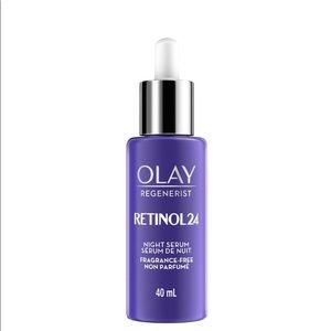 Olay Regenerist Retinol24 Night Facial Serum 40 mL